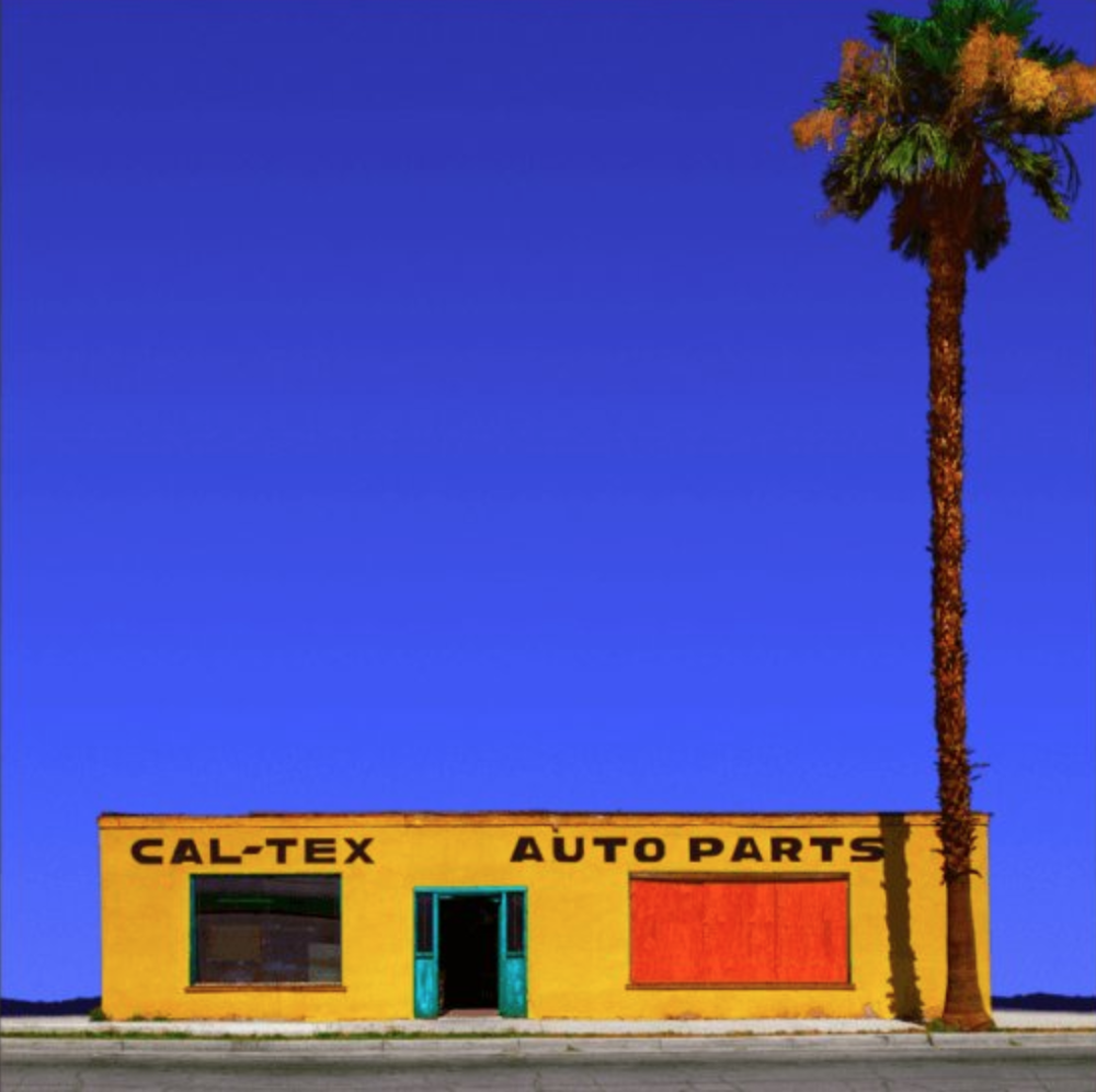 via reallifemag.com  Image: From Desert Reality by Ed Freeman.