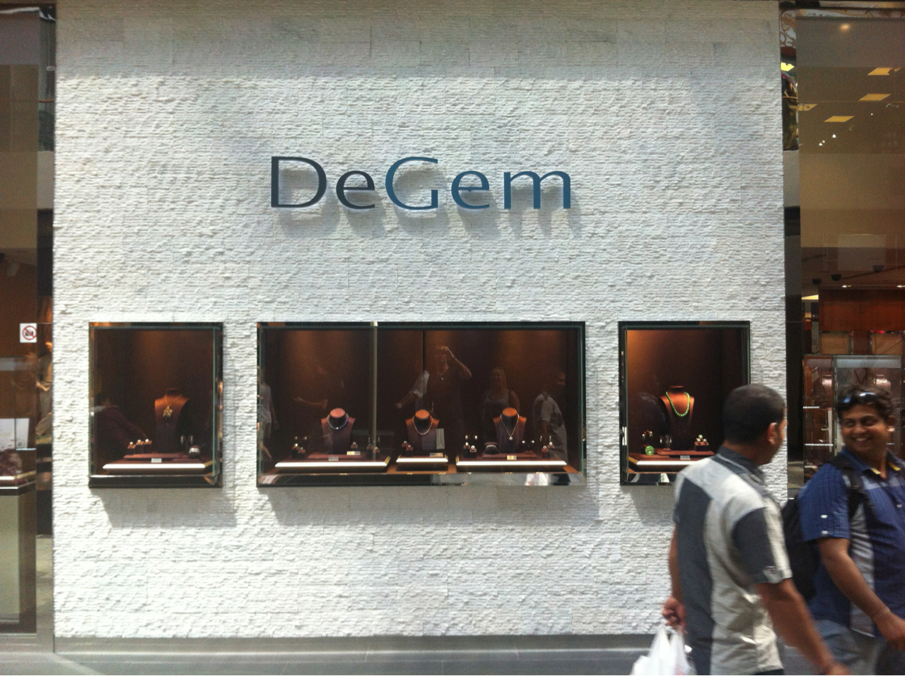 Watch out DeBeers, here come De Gems #brandprotection
