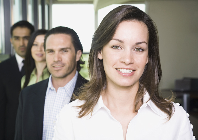 Headshot of Businesswoman