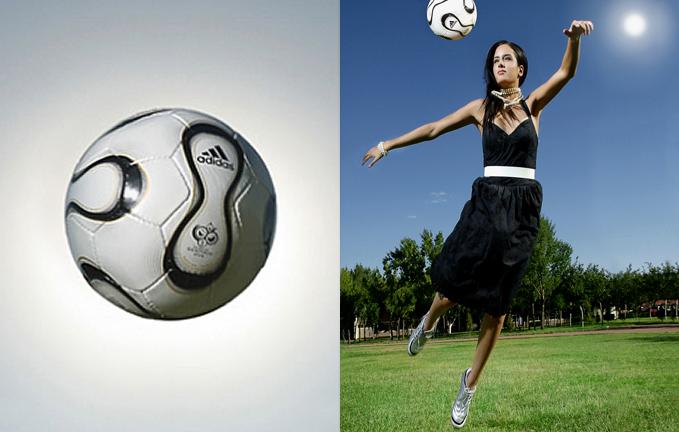 Soccer fashion