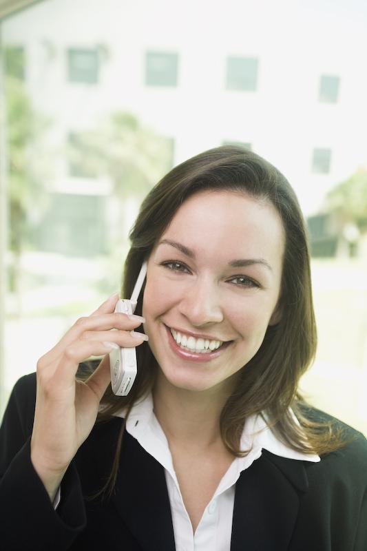Headshot of Business Woman