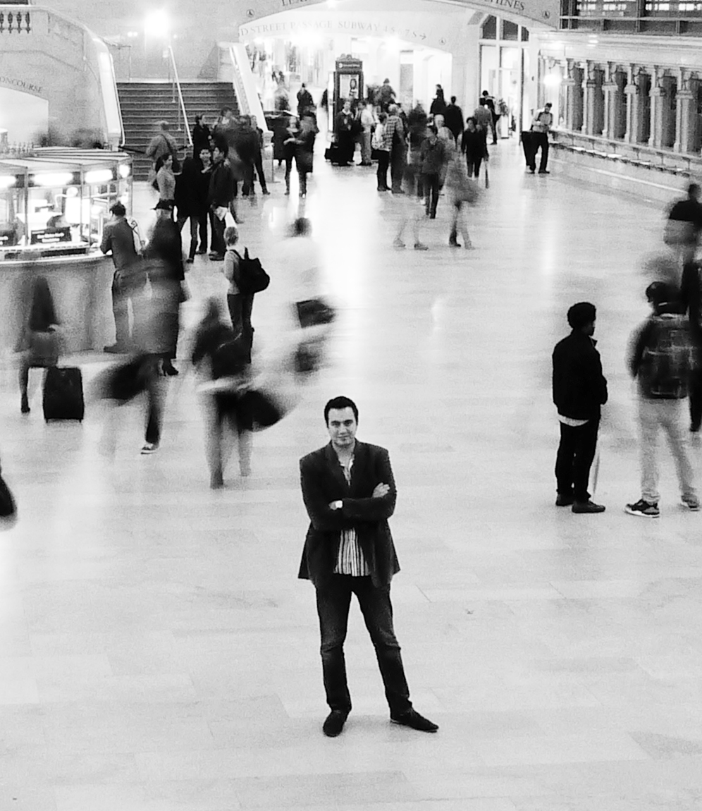 about headshot photographer Dan Martinez