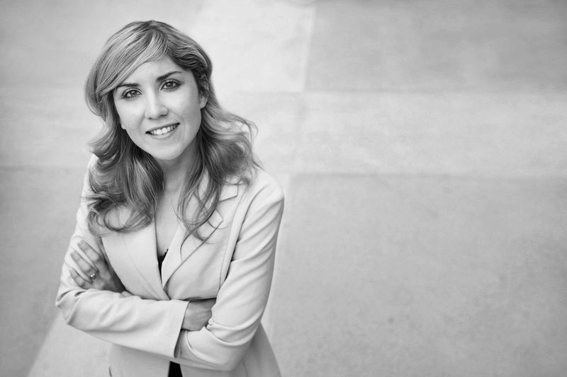 Young Businesswoman Headshot