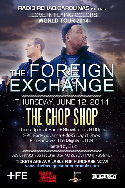 Foreign Exchange Flyer