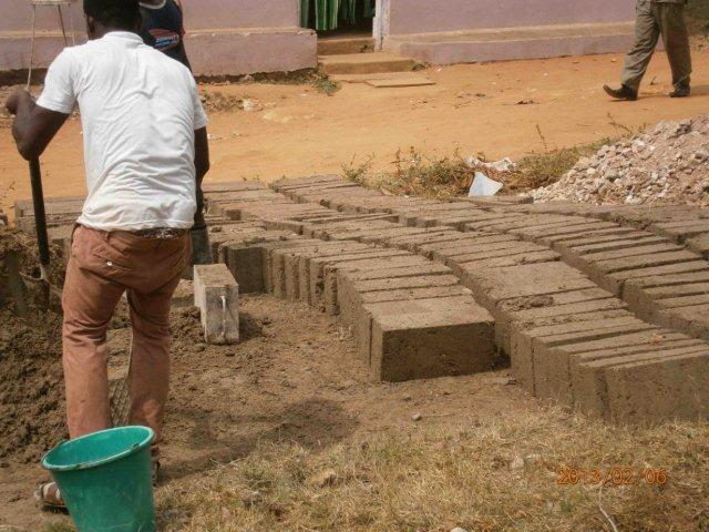 Brick Production