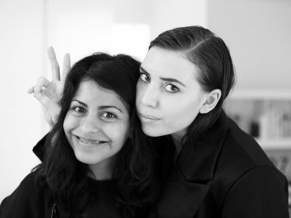 Luisa Yola Jimenez and Lykke Li
