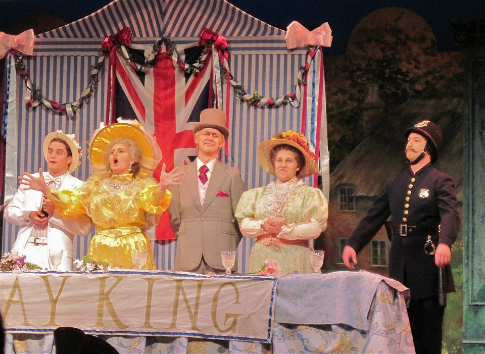 Superintendent Budd,  Albert Herring , 2012