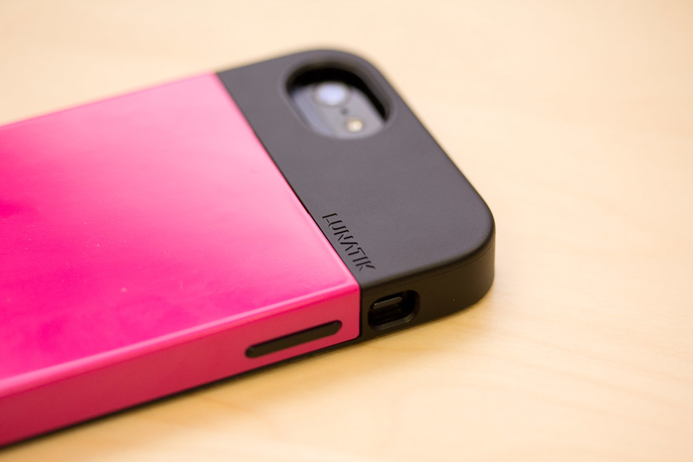 Lunatik Flak iPhone 5 - Pink