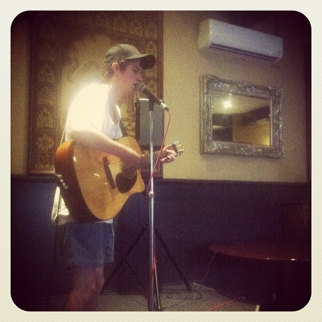 ... Followed by Scott Boyd at The Clyde Hotel Acoustic Sunday.
