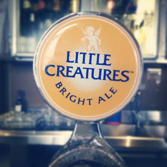 Did anyone notice we slipped this awesome brew on? #littlecreatures #bright