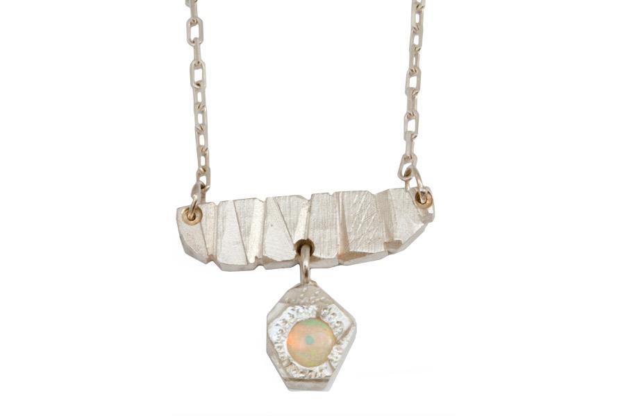 Sterling silver, fine silver, australian opal