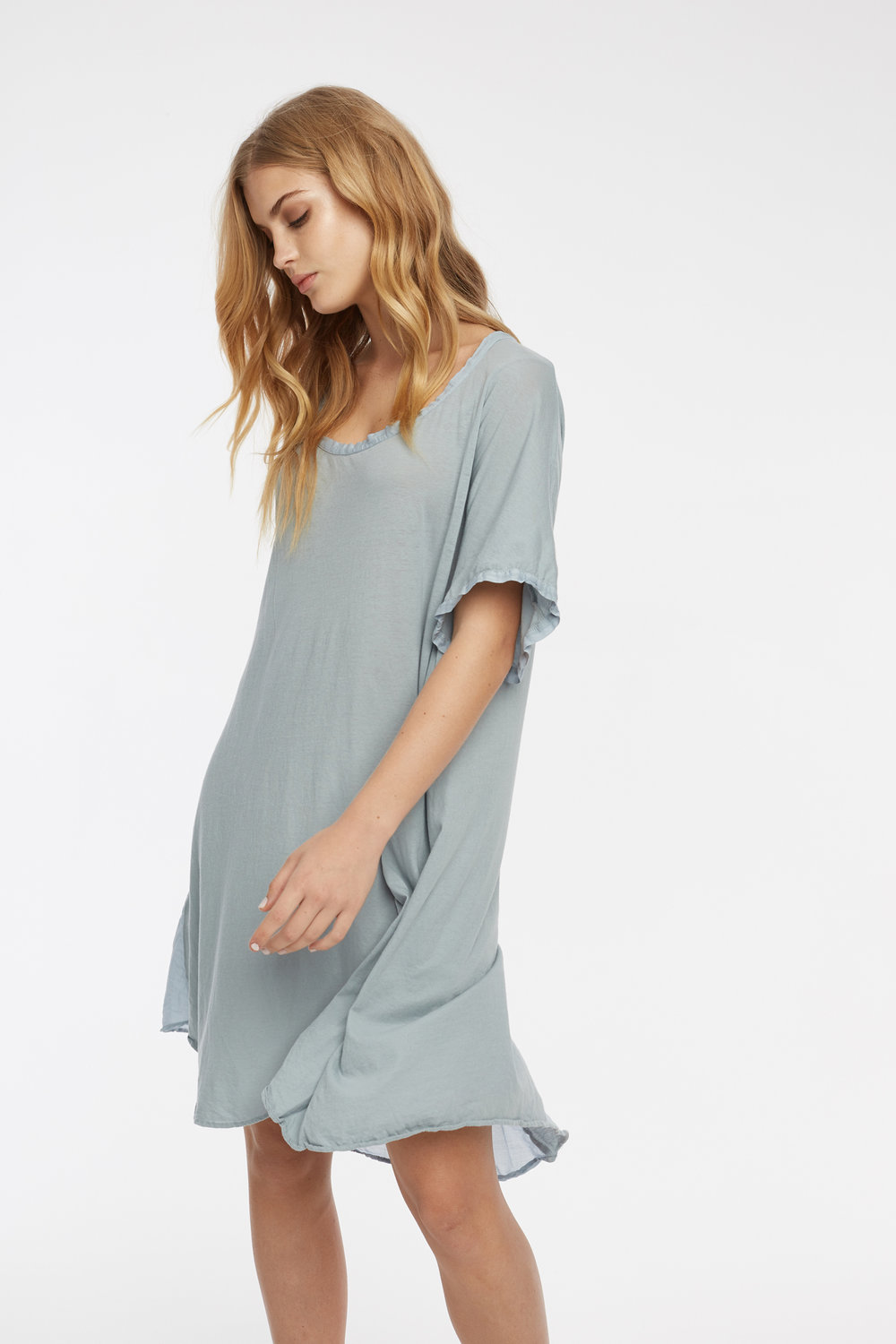 LOPO KAFTAN DOVE GREY