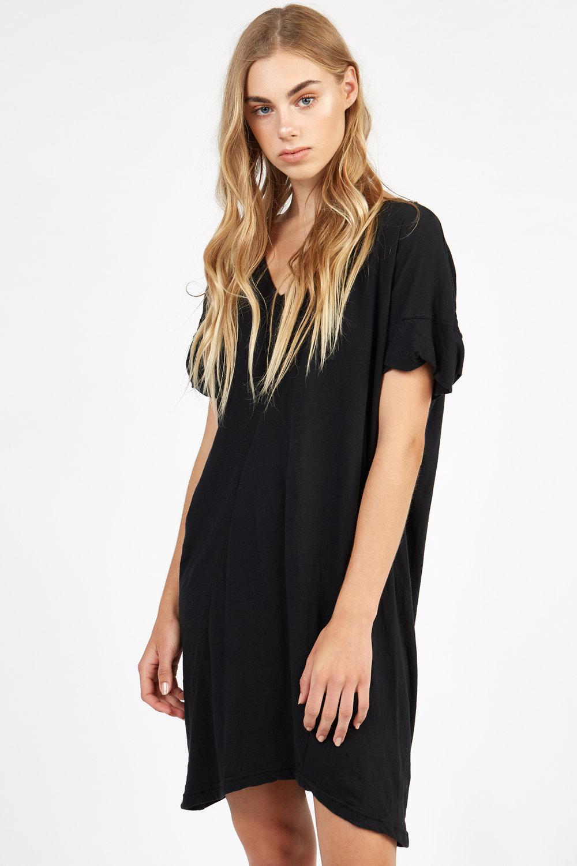 TREW DRESS NOIR