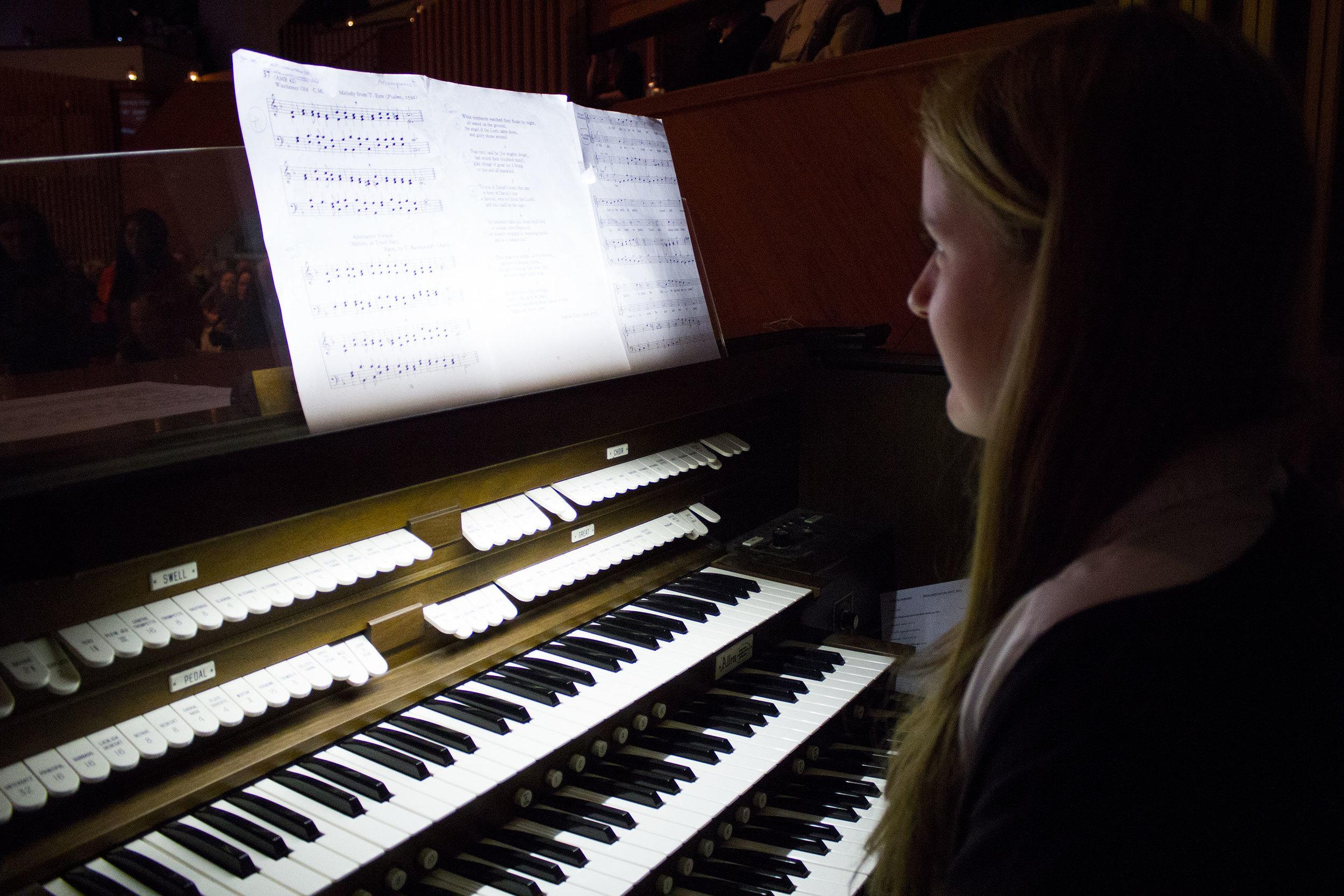 CBC-organ