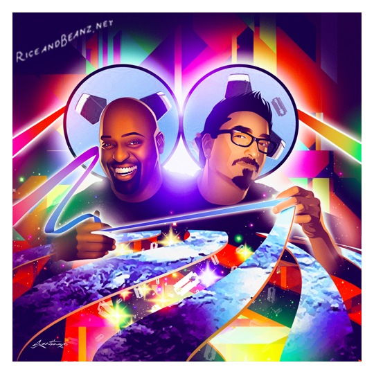 Album cover art for house music pioneer frankie knuckles for Album house music