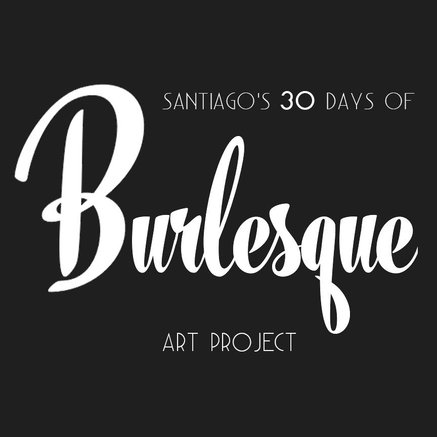 Burlesque Art Project