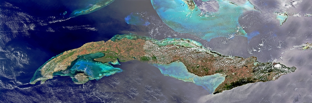 Cuba-Image Copyright European Space Agency (ESA)
