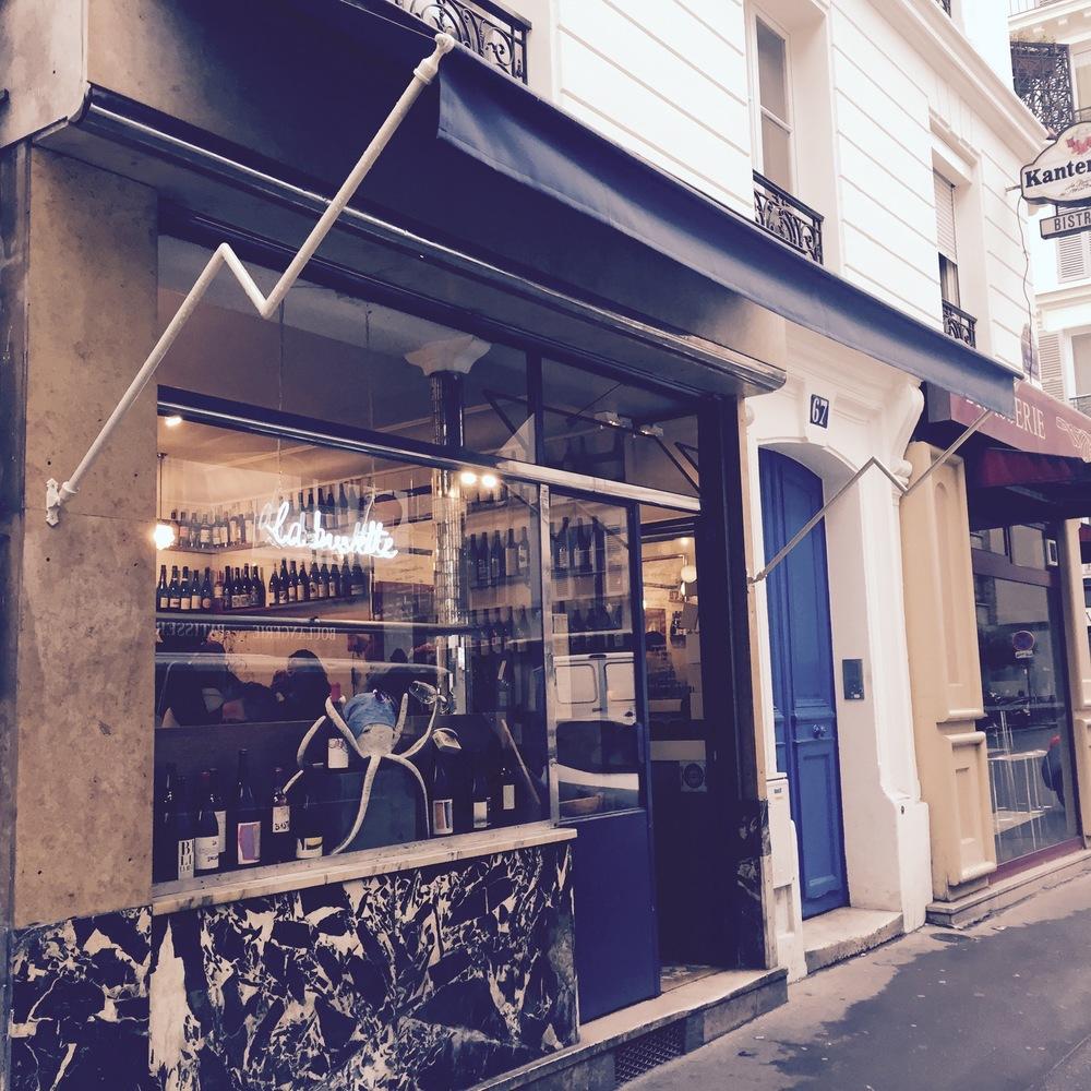 """La Buvette is ook een """"must go to"""" wijnbar."""