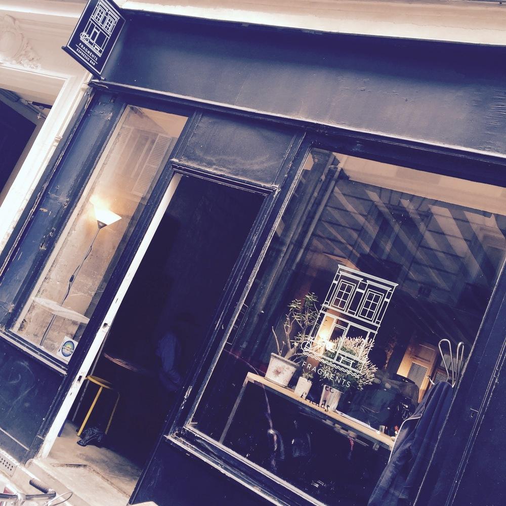 De beste koffie: Fragments   76 rue des Tournelles