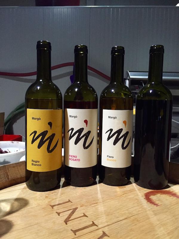 Cantina Margo wijnen Fiero Rosso Umbrie Sangiovese Regio