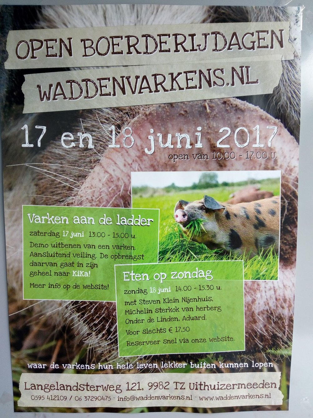 www.vinopertutti.nl bij Waddenvarkens