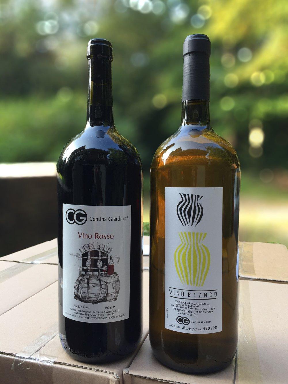 Cantina Giardino flessen vino per tutti magnums.jpg