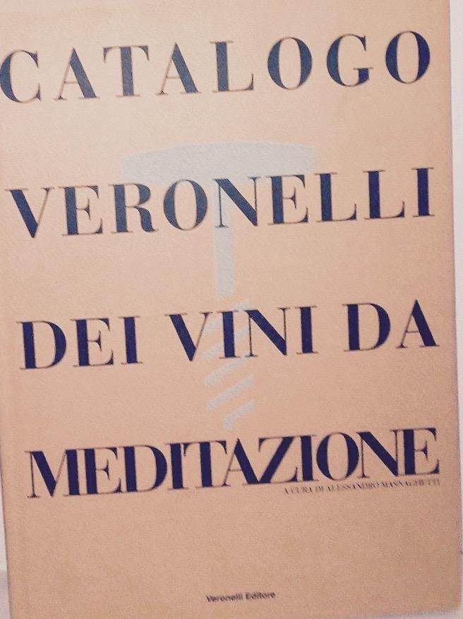 Catalogo Veronelli di vini meditazioni