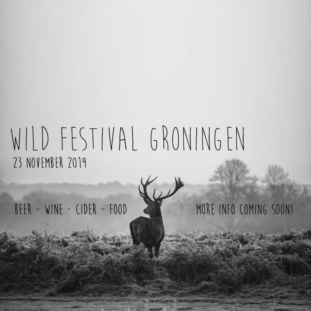 Wildfestival Groningen