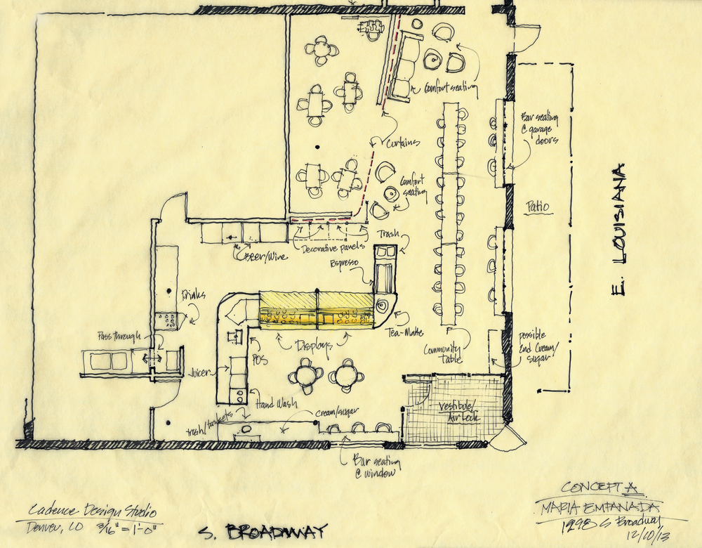 Plan sketch.