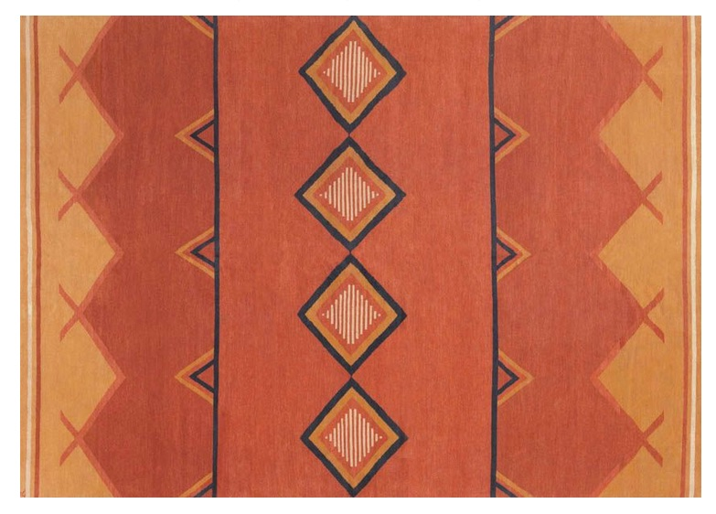 Western Style New Rug, The Scarab, Minturn, CO