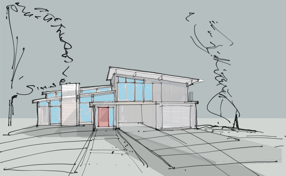 Grant - Perspective sketche - Side Shed Roof.jpg