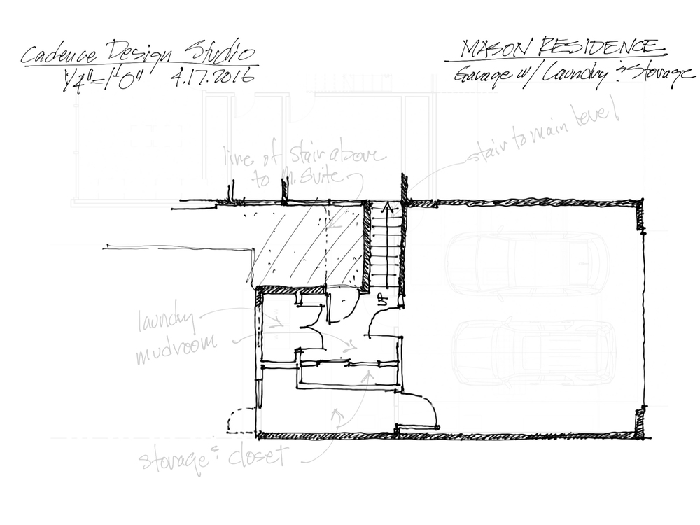 Mason Sketch - Plan of garage with laundry and storage.jpg