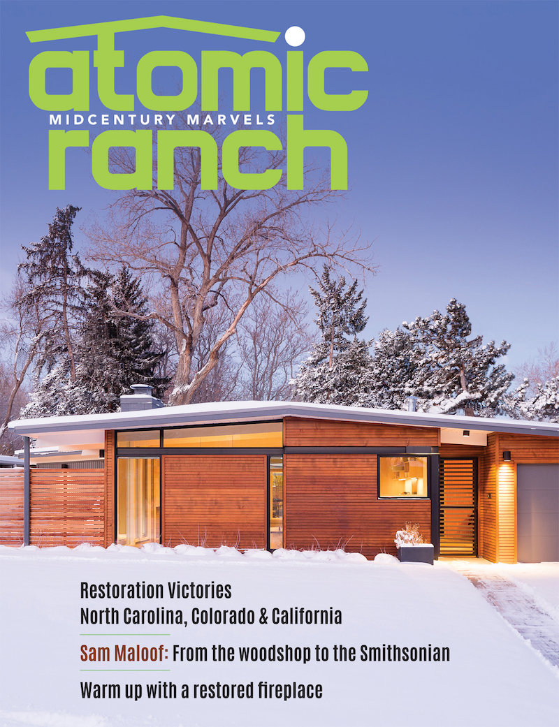 Atomic Ranch Winter 2016 Cover