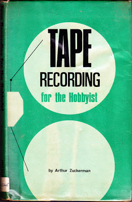 (via Found Objects: Tape Recording its a Hobby)