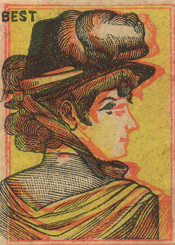 (via It's Nice That : Sumptuous matchbox artworks collected and celebrated by Shailesh Chavda)