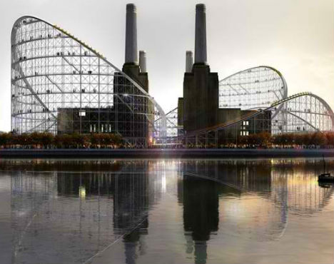 (via  swissmiss | Powerstation gone Rollercoaster? )