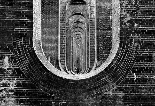Ouse Valley Viaduct  on Flickr.