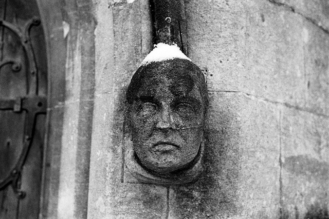 Stony Cold  on Flickr.  Taken on a snowy walk in Arundel.