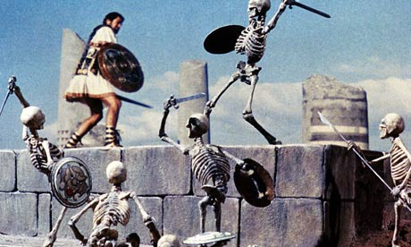 These films remind me of happy winter days.  (via  Ray Harryhausen: the father of fantasy film-making | Film | The Guardian )