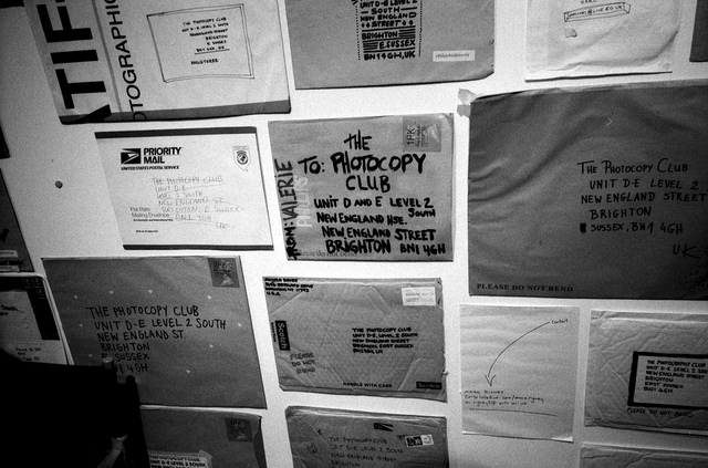 Photocopy Club London  on Flickr.