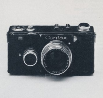 When the Contax was still made in Germany.