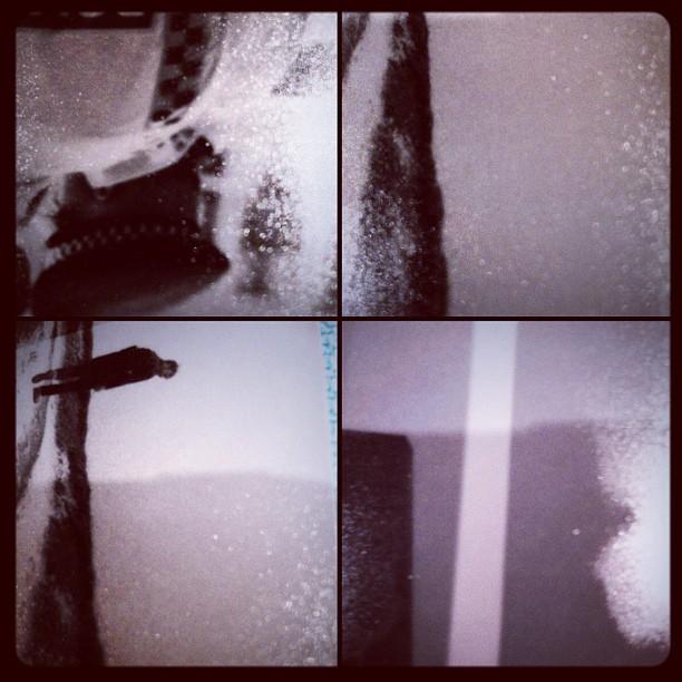 Darkroom test strips #nkc / on Instagram  http://instagr.am/p/kAVmH/