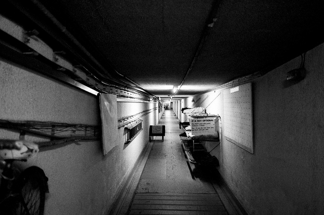 Entrance tunnel  on Flickr.