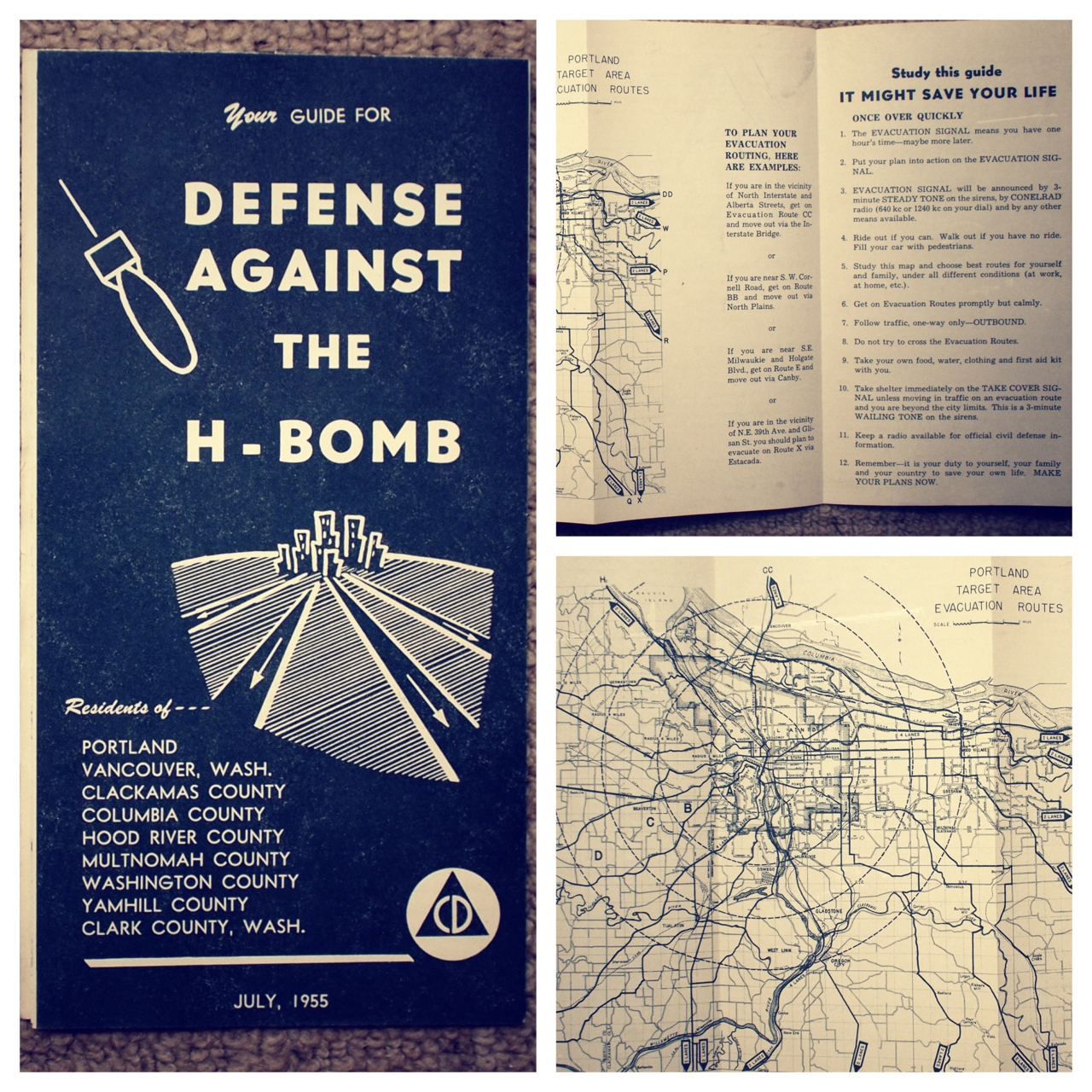 Defence against the H Bomb.     Courtesy of @thesimonsound.