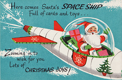 (via  Letterology: Space Age Santa )