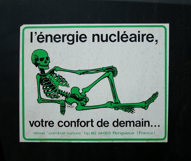L'énergie nucléaire… votre confort de demain by bara-koukoug on Flickr.