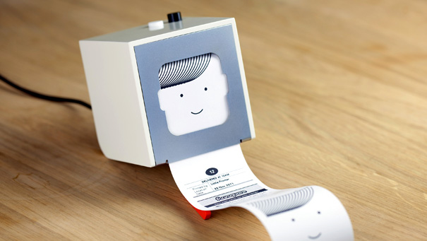 This is a really amazing idea.  When can I have one? (via Little Printer | BERG Cloud)