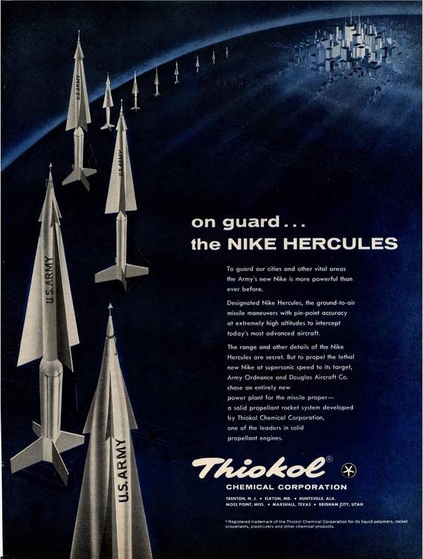 (via  Rockets and missiles in advertising - Boing Boing )
