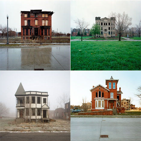 (via Kevin Bauman's 100 Abandoned Houses - Core77)