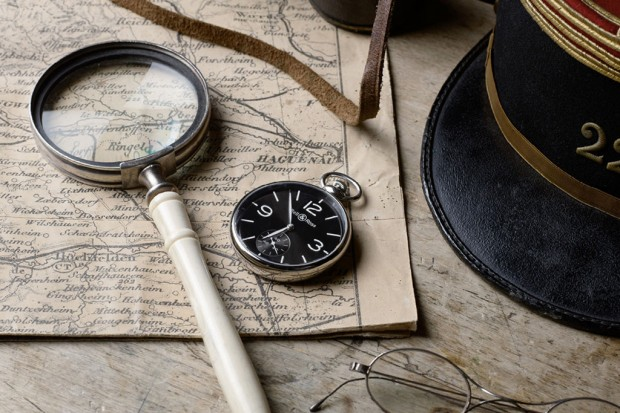 (via  Bell & Ross PW1 & Vintage WW1 Watches | Hypebeast )